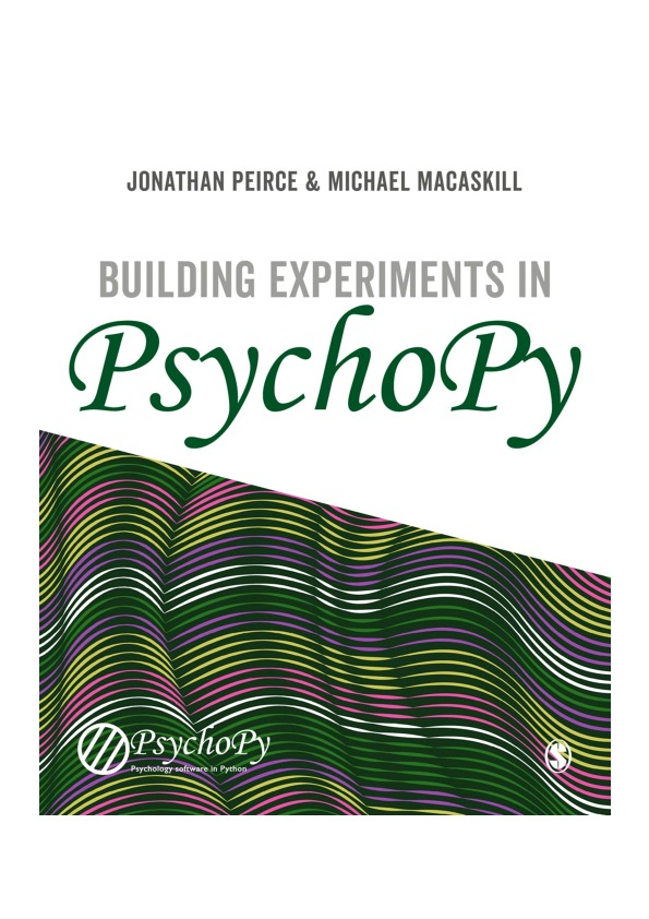 Download Building Experiments in PsychoPy.